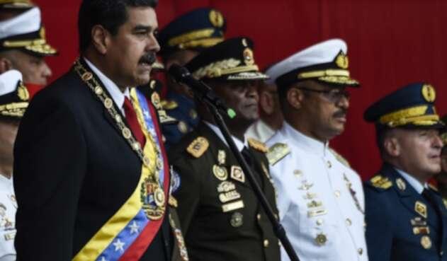 Nicolás Maduro afronta una posible conspiración en su contra