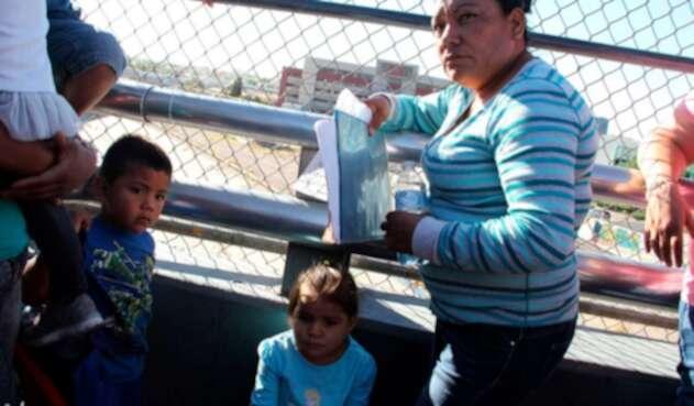 Niños frontera EE.UU