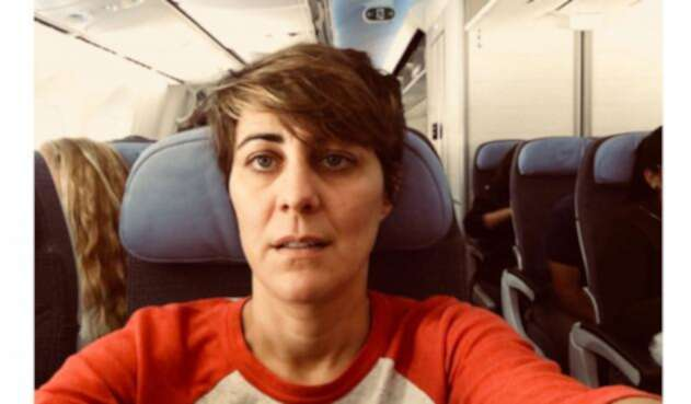 Lorena Ruiz-Huerta, observadora electoral española