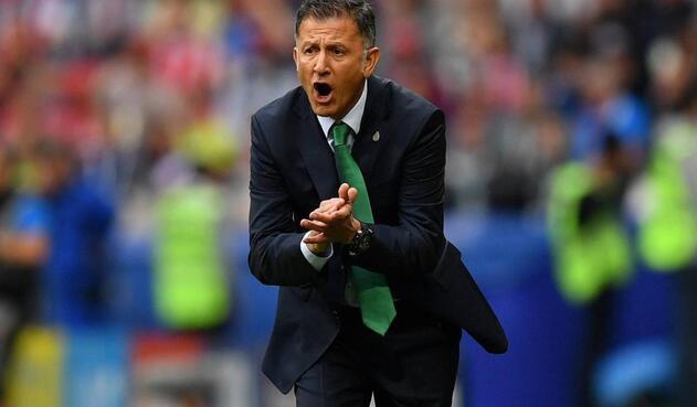 Juan Carlos Osorio, llevó a México a los octavos de final del Mundial de Rusia