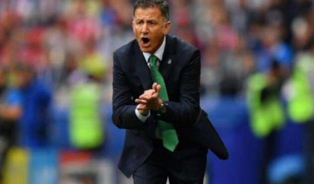 Juan Carlos Osorio realizó una hazaña con México al vencer a Alemania