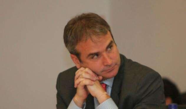 Pablo Felipe Robledo, superintendente de Industria y Comercio
