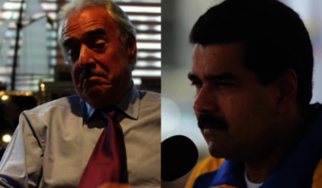 Andrés Pastrana hizo una nueva arremetida contra Nicolás Maduro.