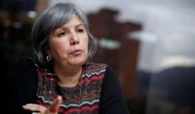 Patricia Linares Prieto, presidenta de la Jurisdicción Especial para la Paz