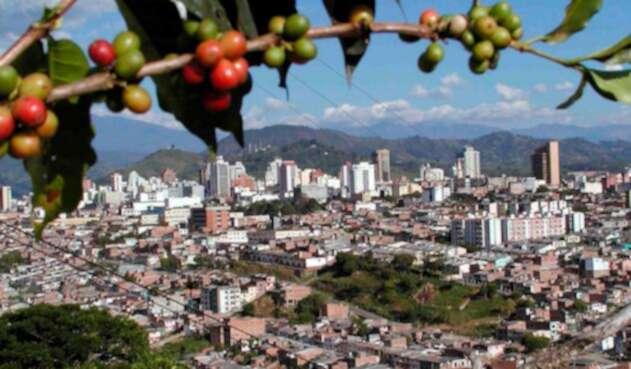 Resultado de imagen para Panoramica de Dosquebradas Risaralda