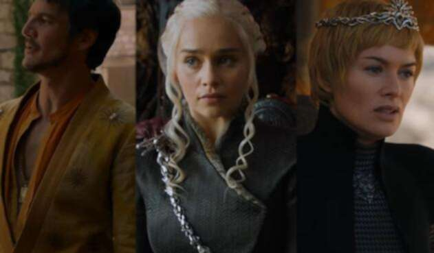 Personajes Game of Thrones