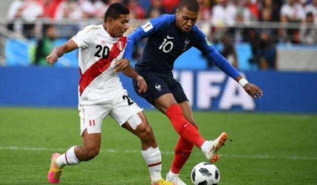 Perú VS Francia