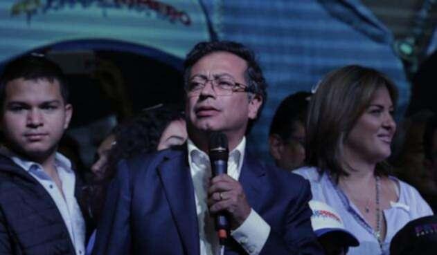 Gustavo Petro llegará nuevamente al legislativo