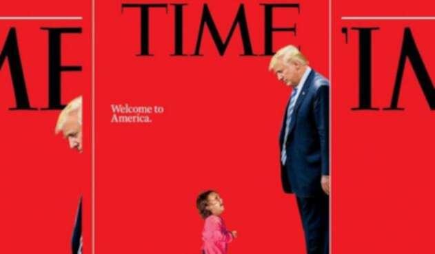 Una de las portadas más fuertes contra Trump