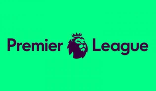 Logo oficial de la Premier League