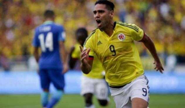 Radamel Falcao García, por fin en un mundial