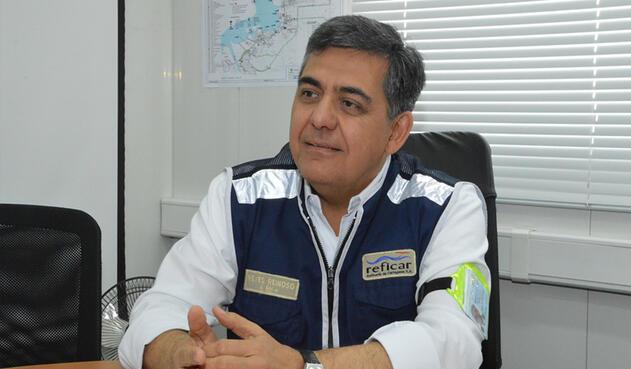 Reyes Reinoso Yáñez, expresidente de Reficar