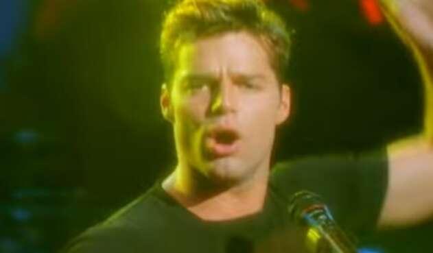 Ricky Martín es uno de los cantantes más reconocidos de las últimas décadas.