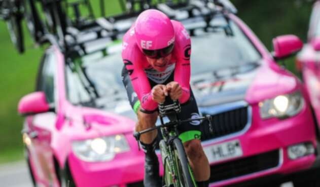 Rigoberto Urán EF Education First - Drapac p/b Cannondale
