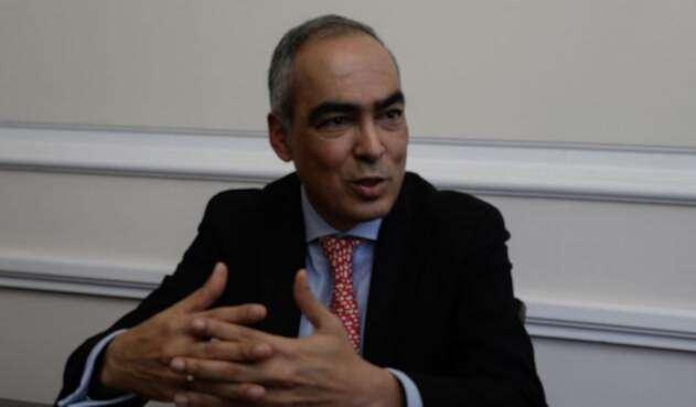 Rodrigo Rivera, alto comisionado para la paz