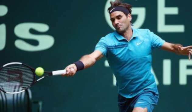 Roger Federer Halle Alemania