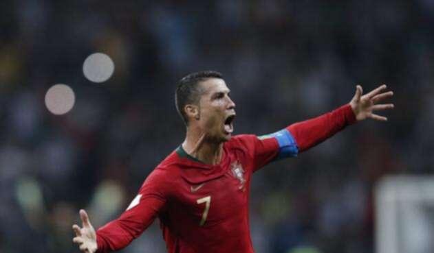 Cristiano Ronaldo ya lidera la tabla de goleadores del Mundial