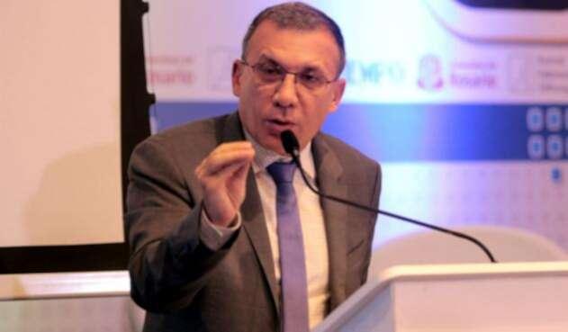 Roy Barreras, senador del Partido de La U
