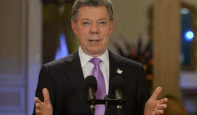 Santos: Gobiernos de Venezuela y Nicaragua son huracanes que causan víctimas
