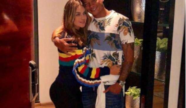 Sara Uribe ha recibido varias críticas por su relación con Fredy Guarín
