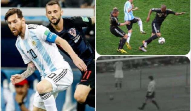 La Selección Argentina fue derrotada por tres o más tantos en 1958, 2010 y 2018