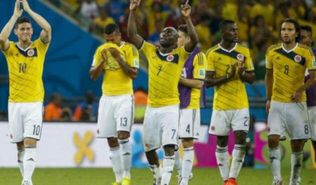 Así fue Colombia vs Japón en Brasil 2014