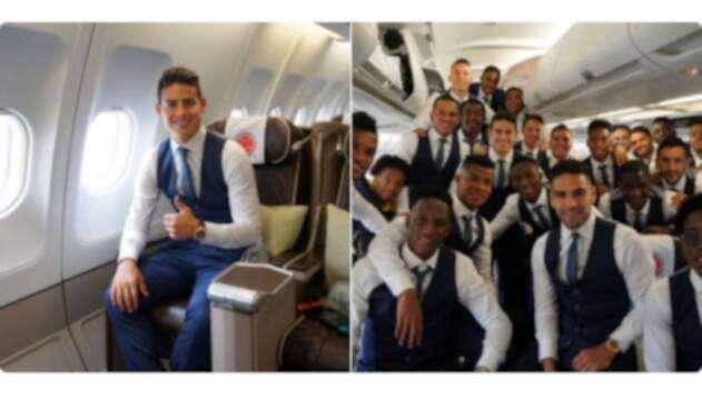 Ricardo Pava vistió elegante a la Selección Colombia