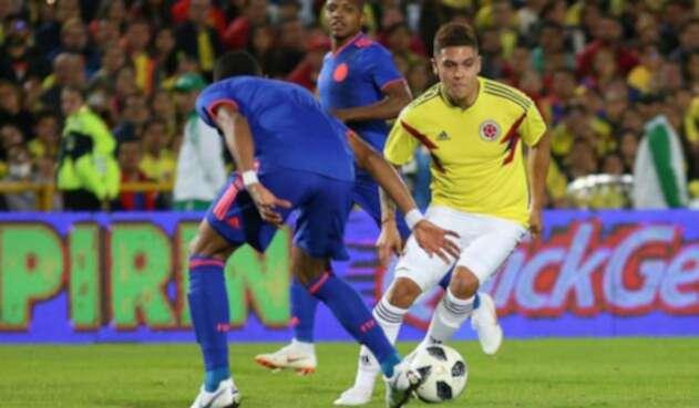 Selección Colombia: Juan Fernando Quintero sueña con volver a anotar en un mundial