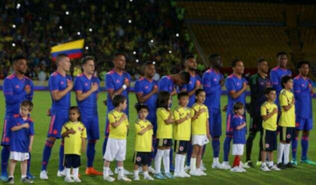 La Selección Colombia es parte del grupo H de Rusia 2018