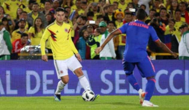 La Selección Colombia espera superar el quinto lugar ocupado en Brasil 2014.