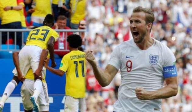 Colombia pasó a octavos de Rusia tras vencer a Senegal; Inglaterra hizo lo propio pese a caer ante Bélgica