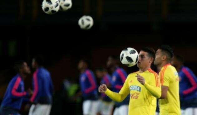 La Selección Colombia ya se alista para afrontar el Mundial Rusia 2018