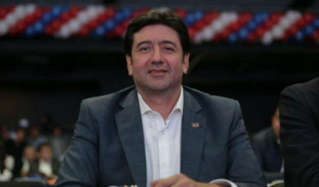 El senador Fabián Castillo