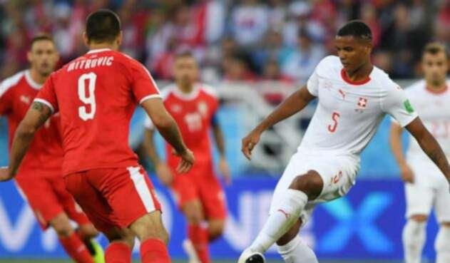 Suiza quedó a un paso de los octavos de final