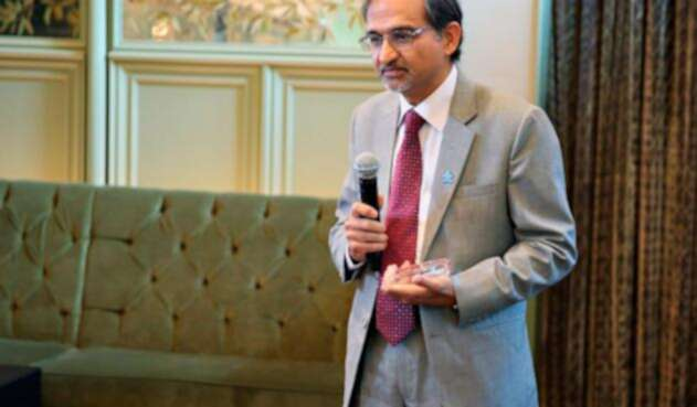 Shekhar Saxena, director del departamento de Salud Mental y Abuso de Substancias de la OMS