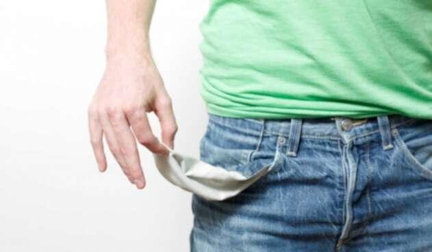 La intención es que se les pague mensualmente el 75 %.