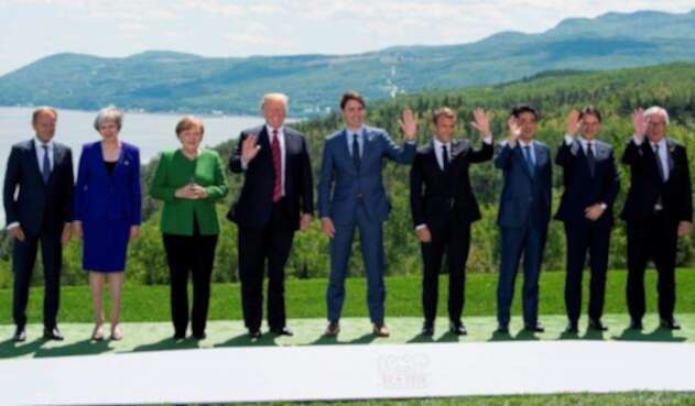La cumbre del G7