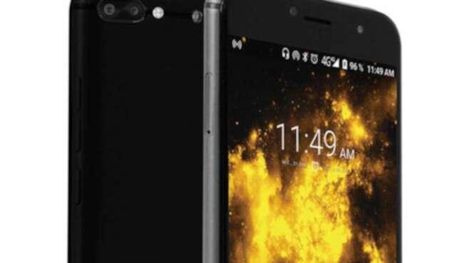 Smartphone Gold PRO