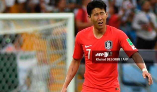Son Hueng-min, surcoreano al servicio del Tottenham