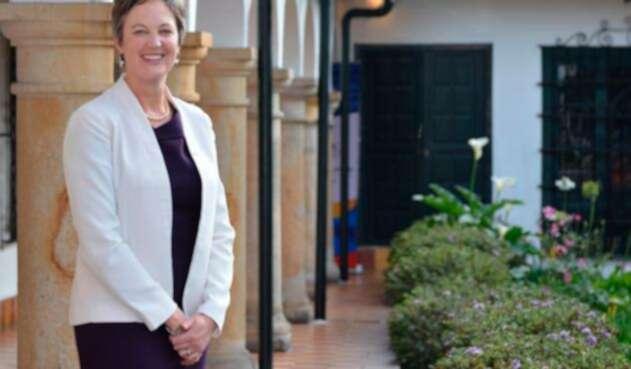 Sophie Davies, embajadora de Australia en Colombia