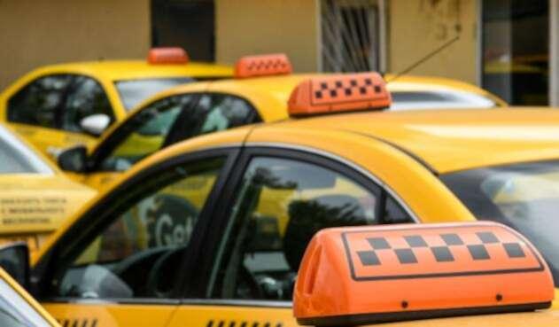 Servicio de taxi en Rusia