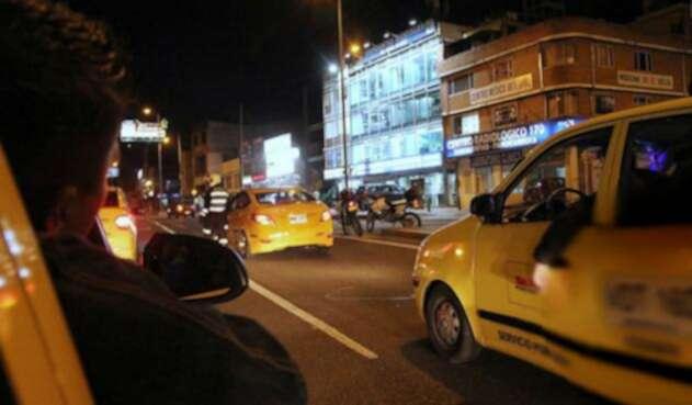 Foto Referencia sobre Paseo Millonario en taxis de Medellín