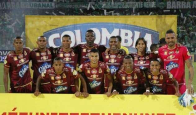 Deportes Tolima, campeón de la Liga Águila