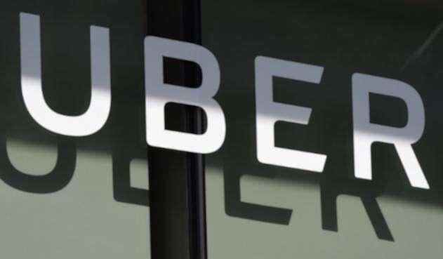 Imagen de la empresa Uber en su fachada