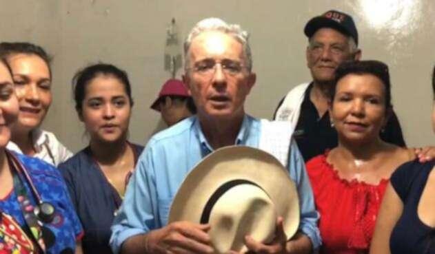 Senador Uribe