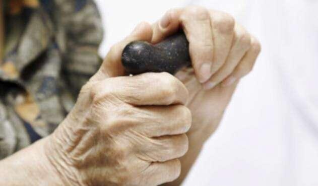 Imagen de referencia de un adulto mayor / Ingimage