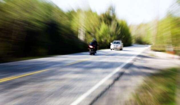Autoridades piden prudencia para evitar accidentes en las vías