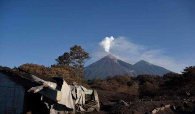 Volcán de Fuego de Guatemala