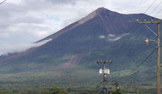 Volcán de fuego en Guatemala / Foto de Jairo Tarazona, RCN Radio