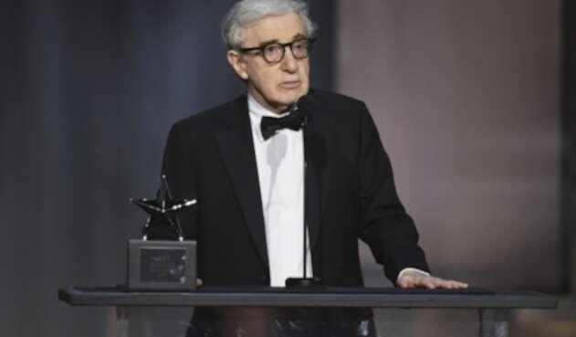 El director de cine estadounidense Woody Allen
